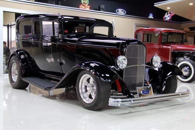 For Sale 1932 Ford Street Rod