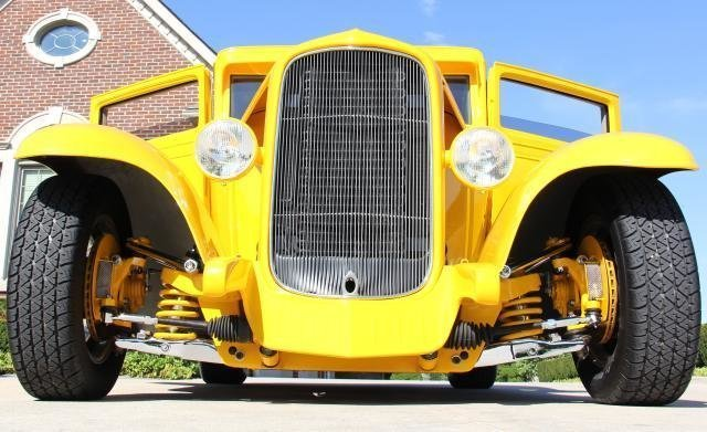 1931 chevrolet street rod steel body