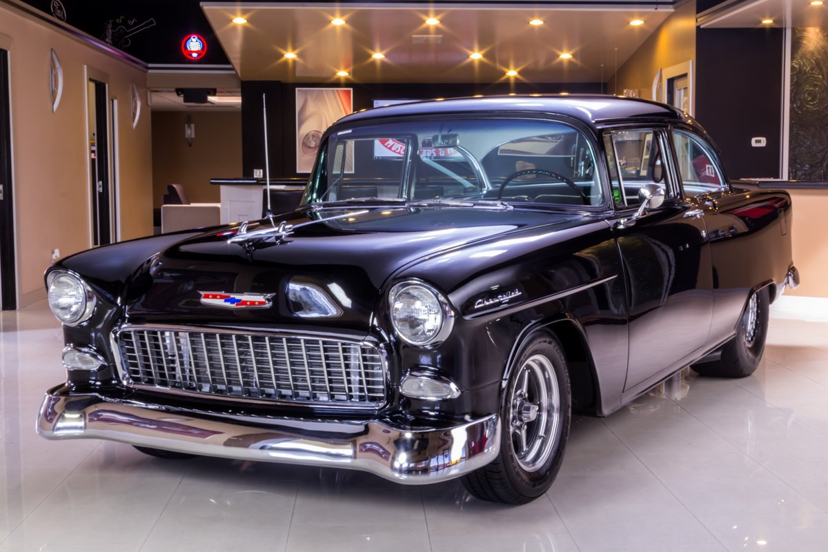 1955 Chevrolet 150 Classic Cars For Sale Michigan Muscle