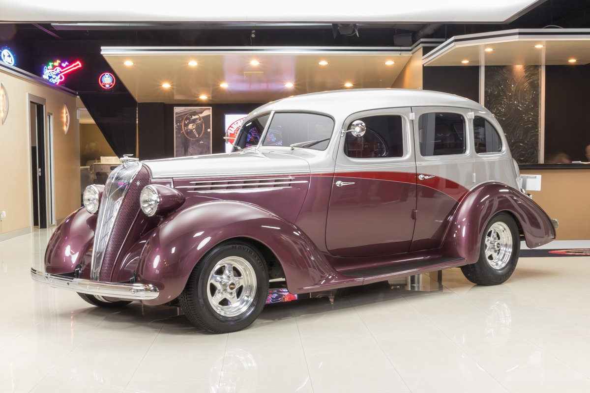 For Sale 1936 Hudson Terraplane