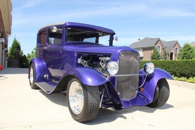 1931 ford street rod watch video