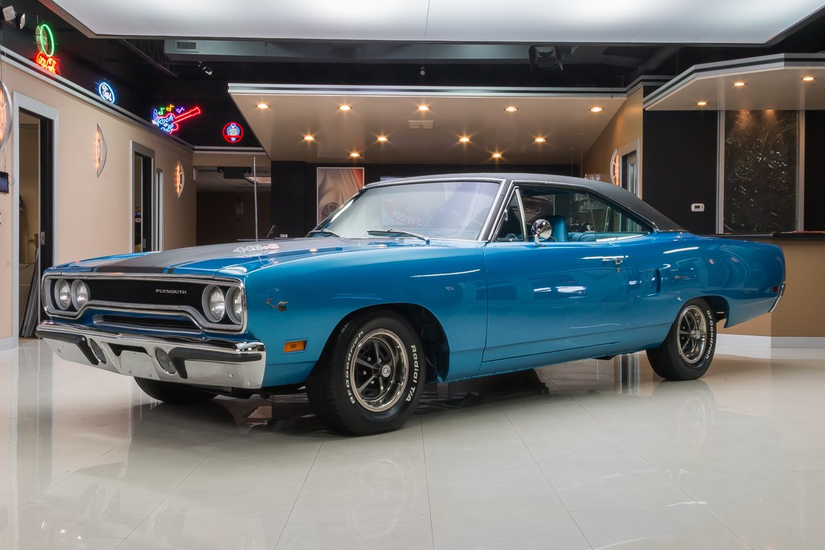 1970 plymouth road runner v code