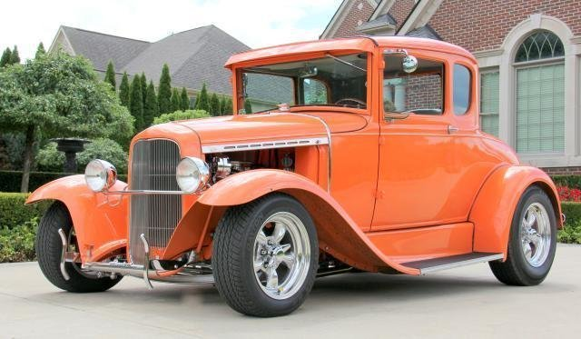 1930 ford street rod steel body