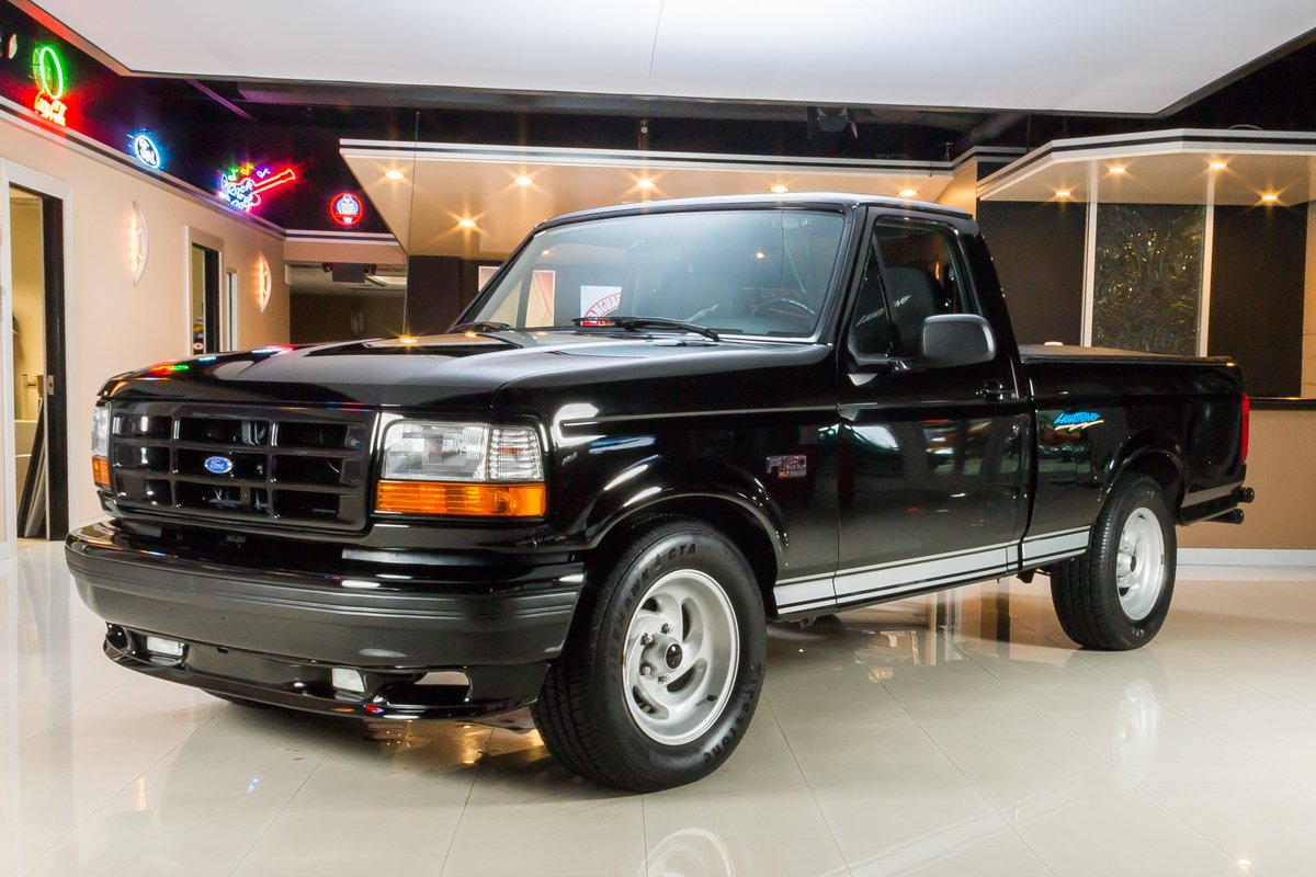 For Sale 1993 Ford F150