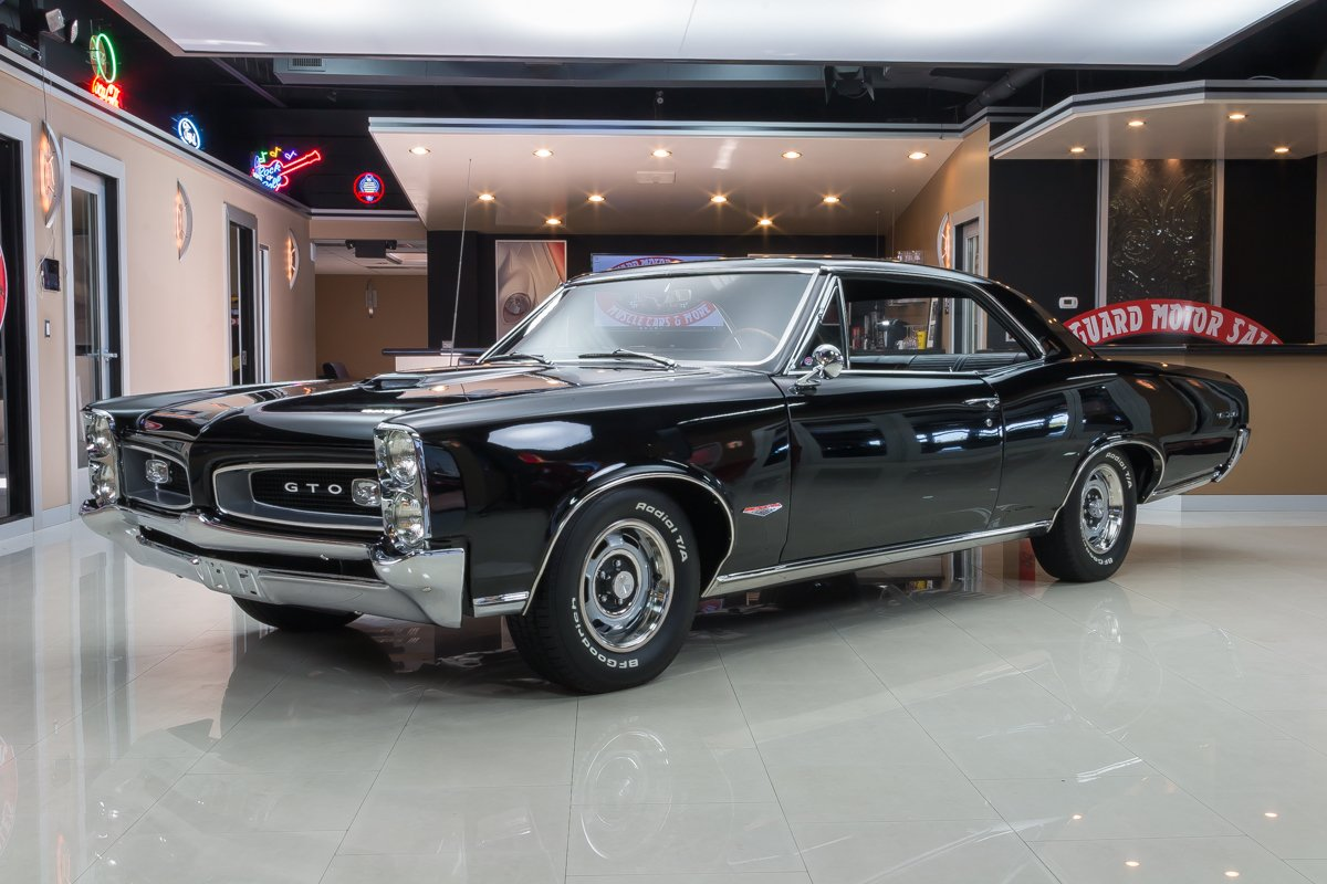 For Sale 1966 Pontiac GTO