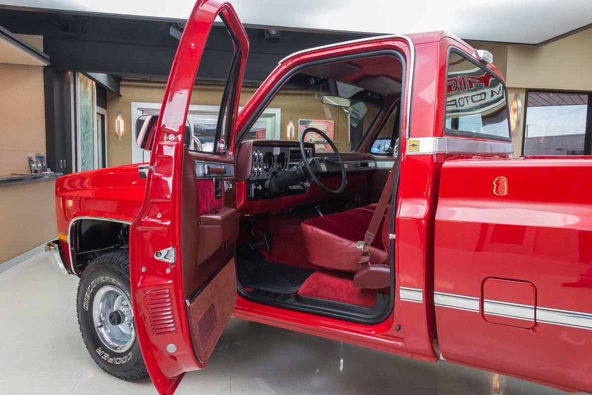 87 chevy pickup 4x4