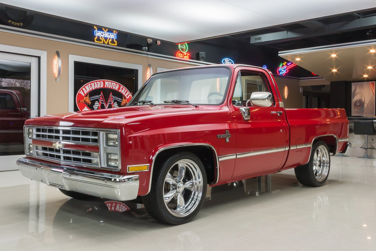 1985 Chevrolet Silverado Classic Cars For Sale Michigan