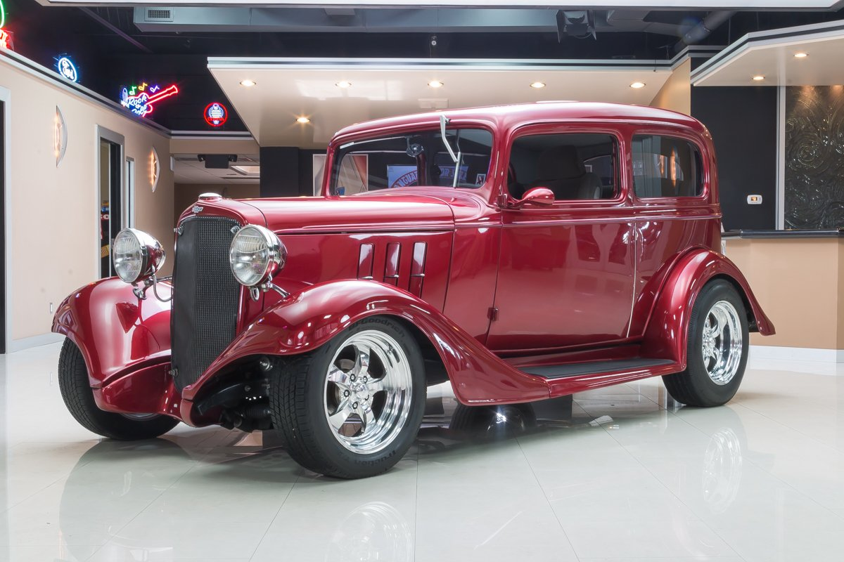 For Sale 1933 Chevrolet Sedan