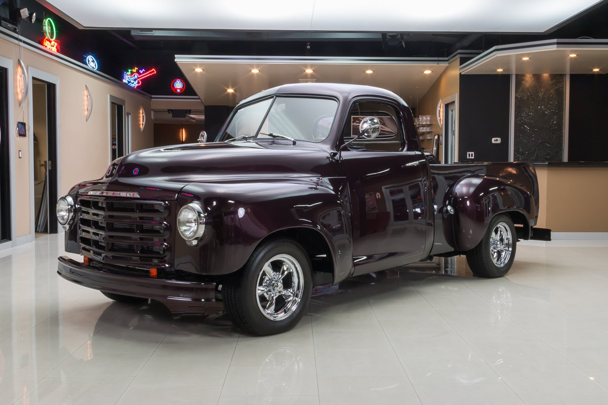 For Sale 1952 Studebaker Pickup