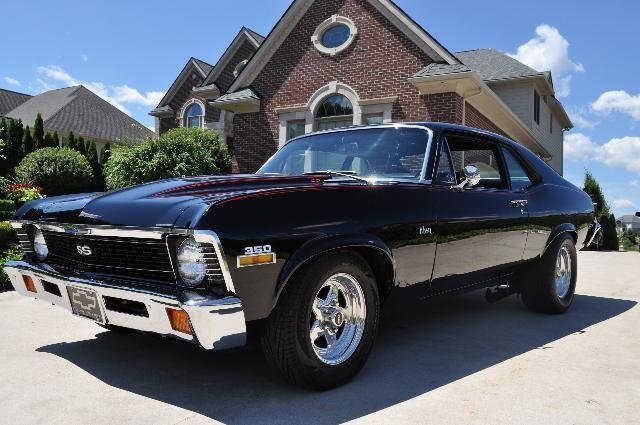 1971 chevrolet nova watch video
