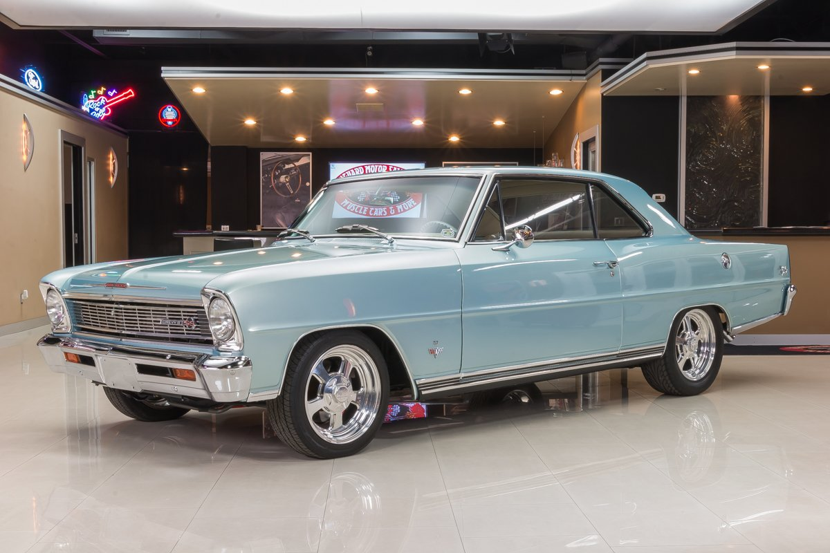 1966 Chevrolet Nova | Classic Cars for Sale Michigan: Muscle & Old