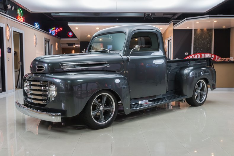 1950 ford f1 classic cars for sale michigan muscle. Black Bedroom Furniture Sets. Home Design Ideas