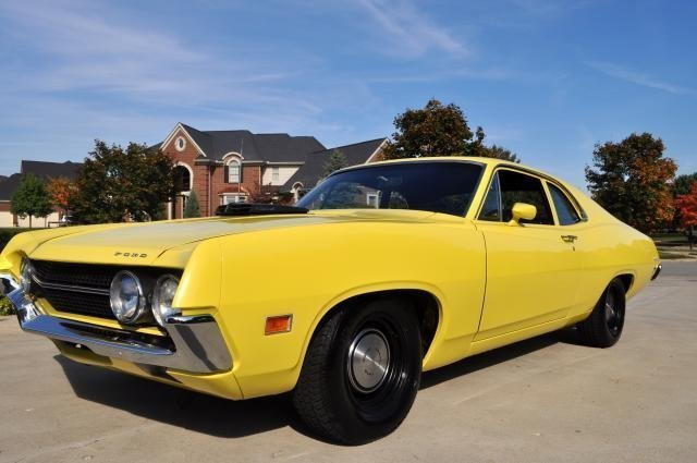 1970 Ford Falcon | Classic Cars for Sale Michigan: Muscle