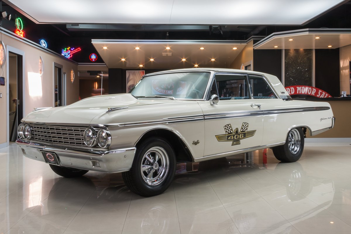 1962 Ford Galaxie | Classic Cars for Sale Michigan: Muscle