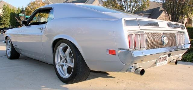 1970 ford mustang watch video