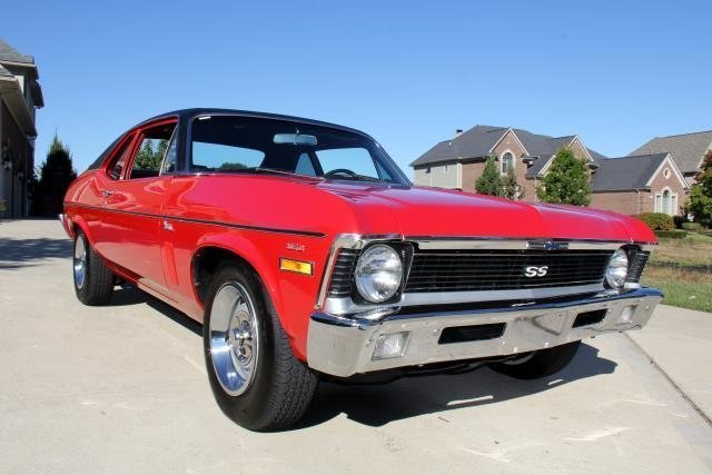 1970 chevrolet nova watch video