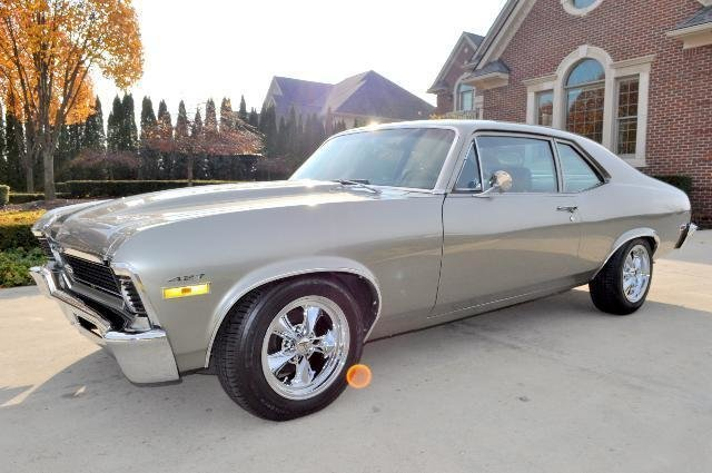 1970 chevrolet nova 454 4 speed