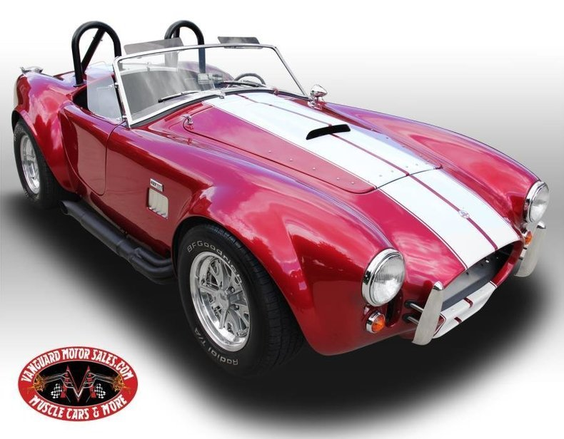 1965 ford cobra factory five mkiii