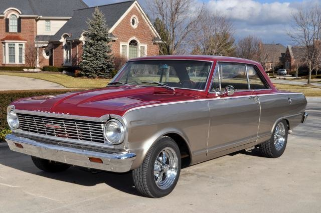 1965 chevrolet nova watch video