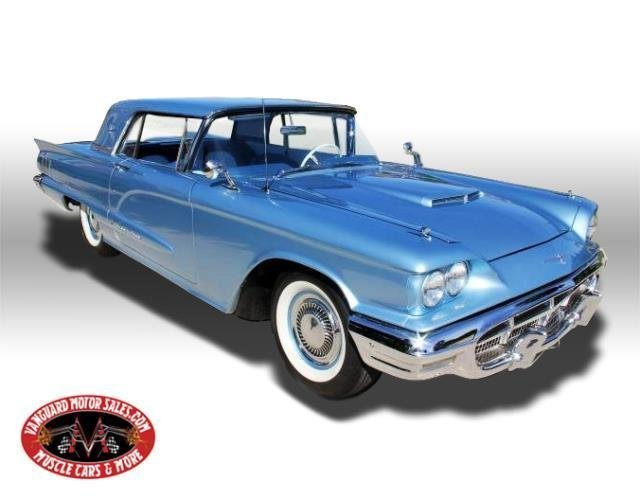 1960 ford thunderbird watch video