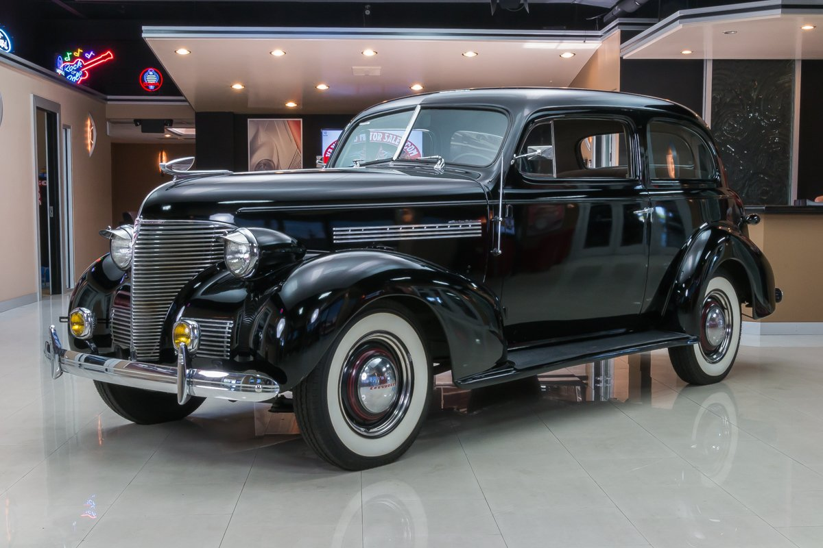 For Sale 1939 Chevrolet Master