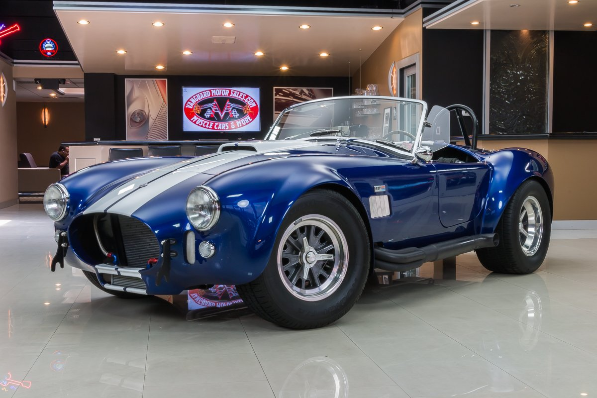 1966 shelby cobra superformance
