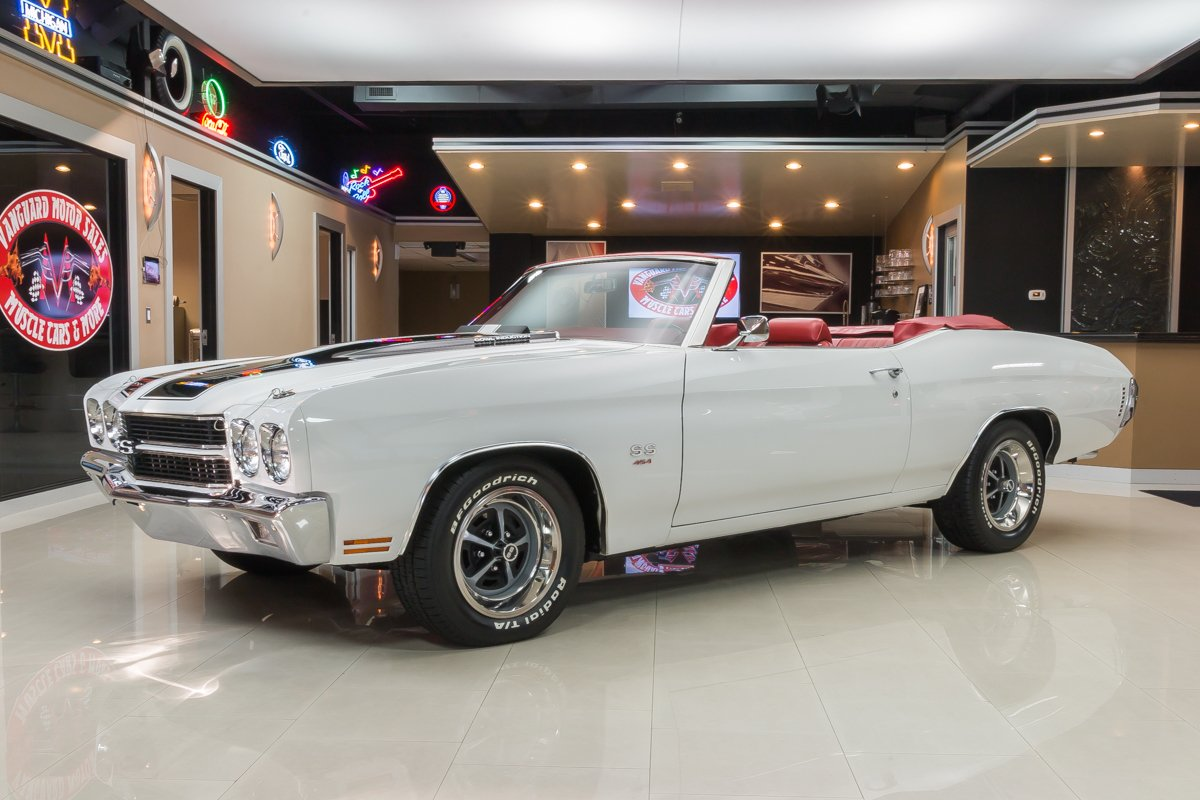 1970 chevrolet chevelle convertible ss ls5 454 recreation