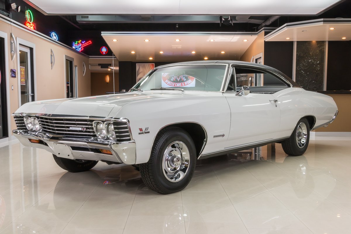 For Sale 1967 Chevrolet Impala