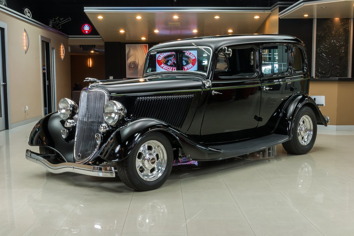 1933 ford sedan fordor street rod