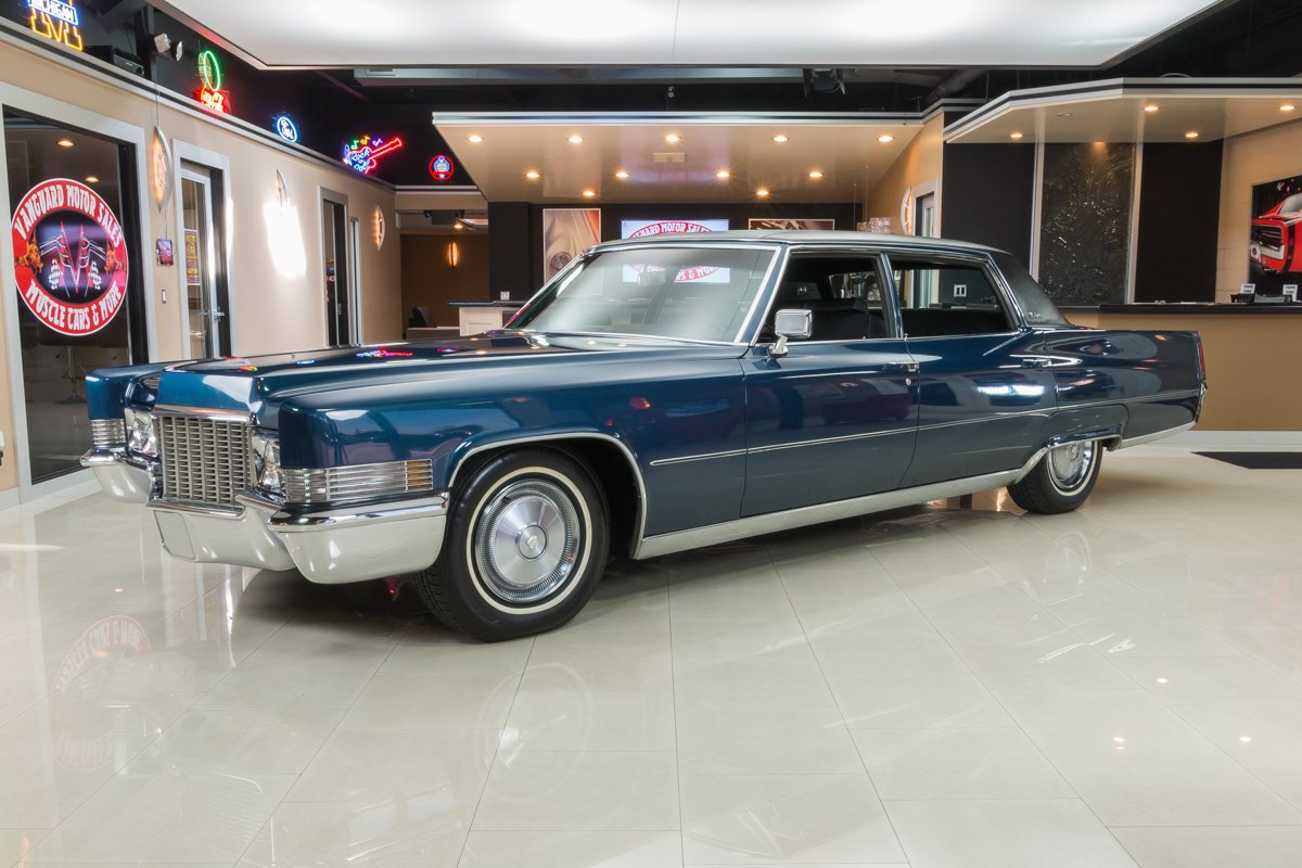 For Sale 1970 Cadillac Fleetwood