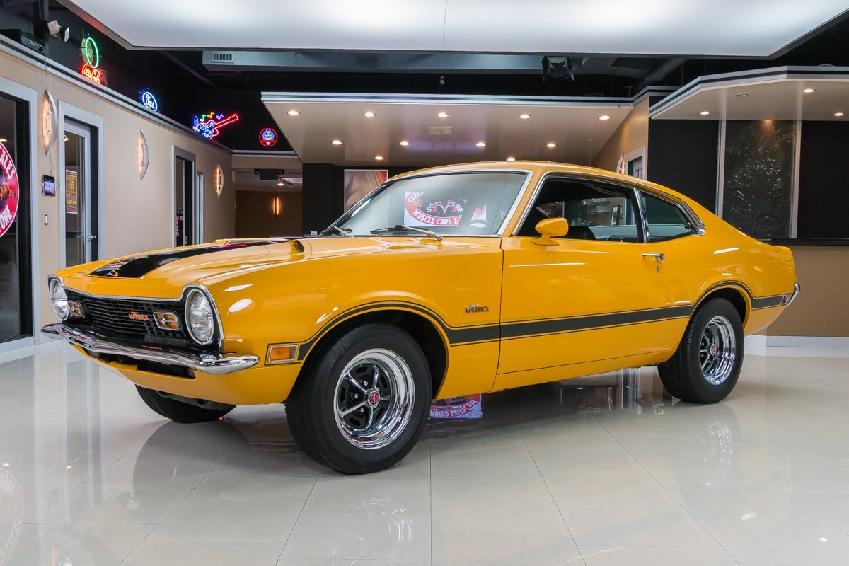 For sale 1970 ford maverick