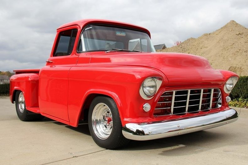 For Sale 1955 Chevrolet Pickup