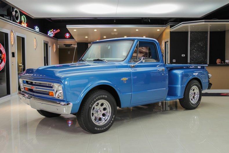 1967 Chevrolet C10 Classic Cars For Sale Michigan