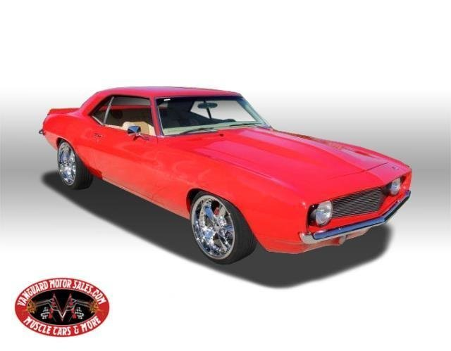 1969 chevrolet camaro watch video