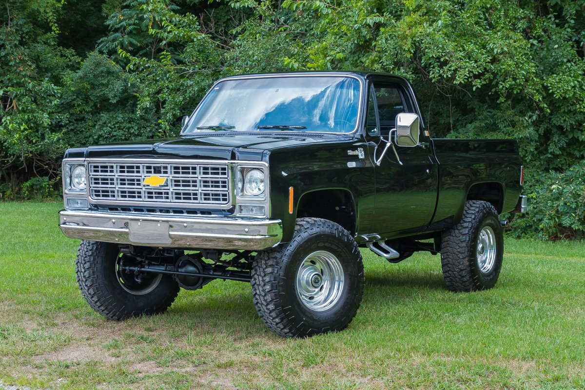 For Sale 1979 Chevrolet Silverado
