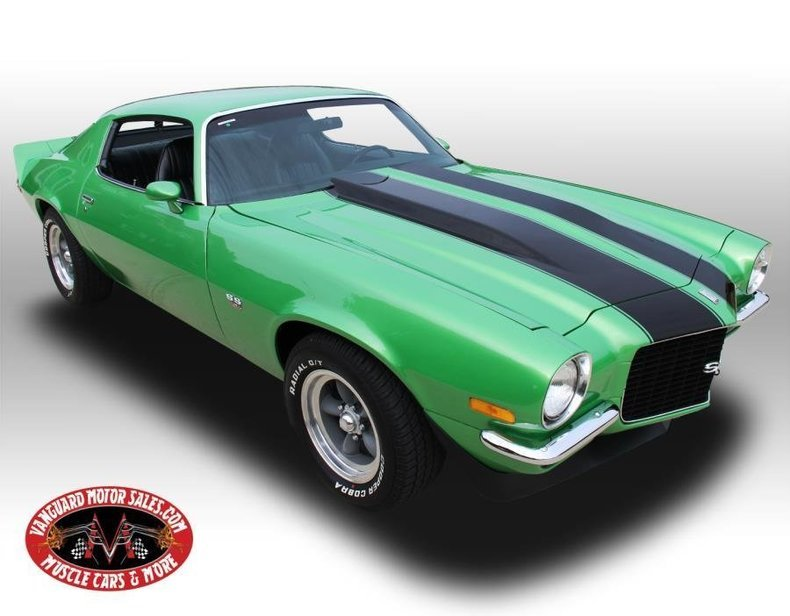 1970 Chevrolet Camaro   Classic Cars for Sale Michigan: Muscle & Old