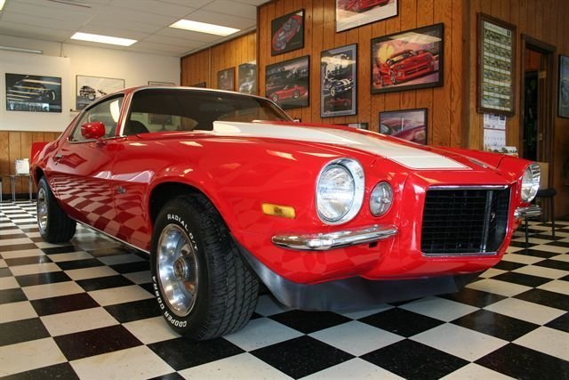 1970 Chevrolet Camaro | Classic Cars for Sale Michigan: Muscle & Old