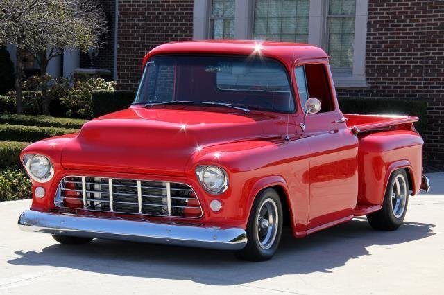 For Sale 1956 Chevrolet Pickup