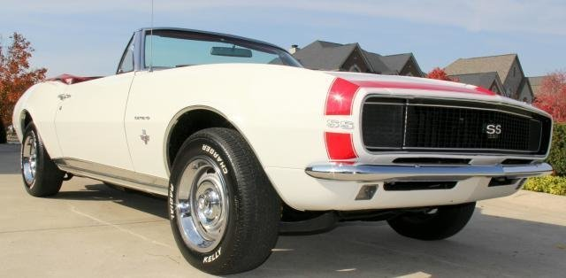 1967 chevrolet camaro watch video