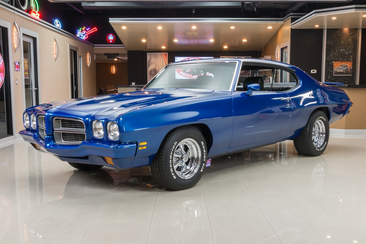 1972 Pontiac Lemans Classic Cars For Sale Michigan Muscle Old Wiring