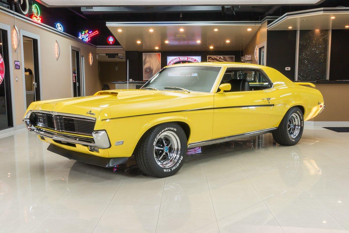 1969 Mercury Cougar | Classic Cars for Sale Michigan ...