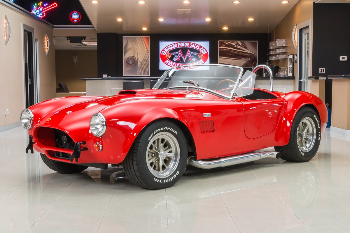 1964 shelby cobra unique motorcars
