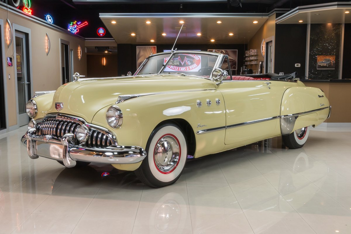 For Sale 1949 Buick Super