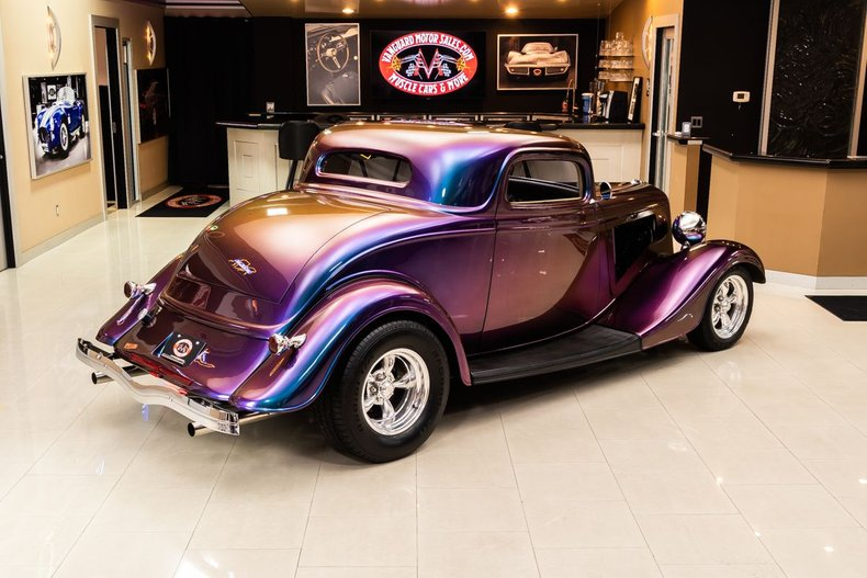 1934 Ford 3-Window 30