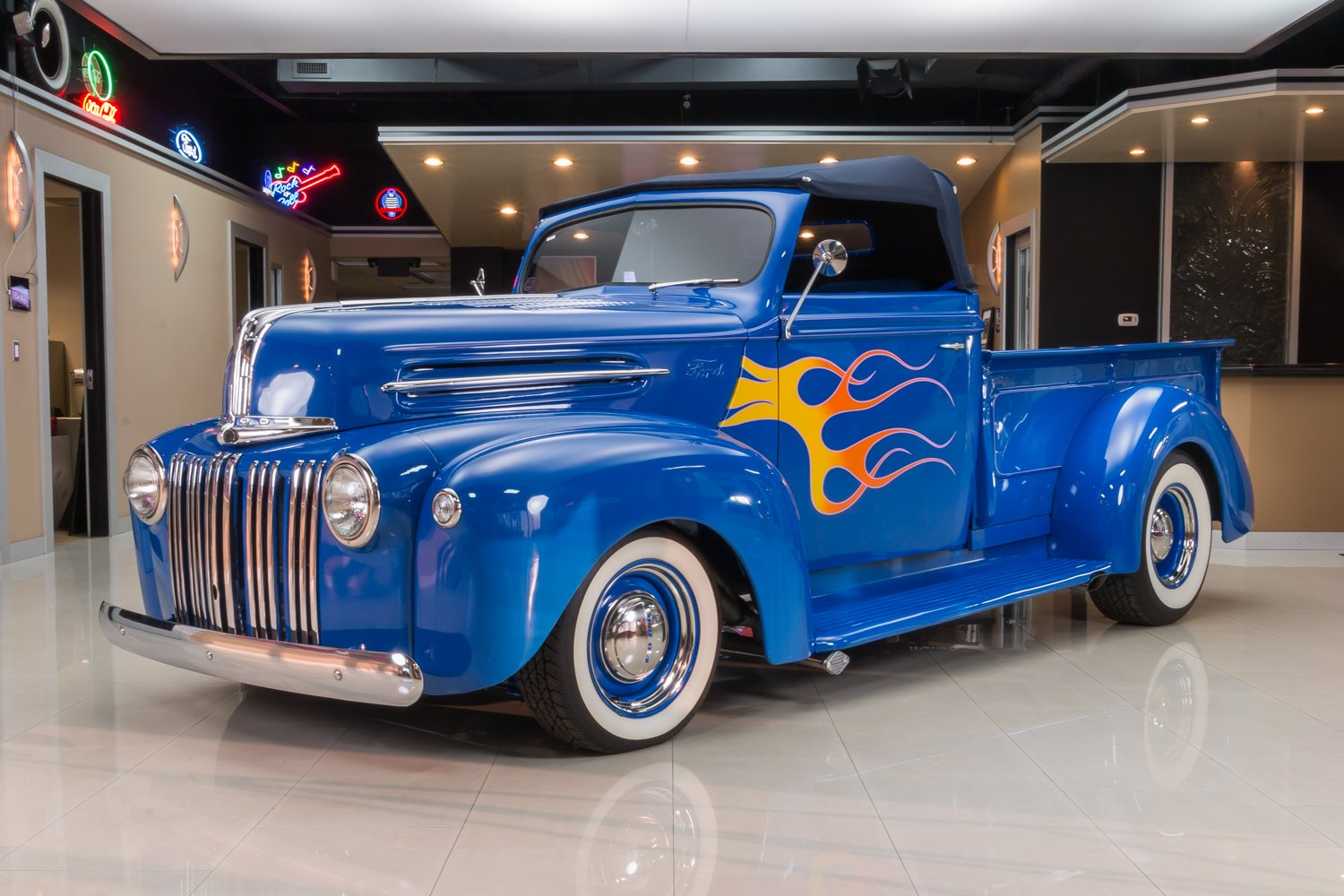For Sale 1947 Ford Pickup