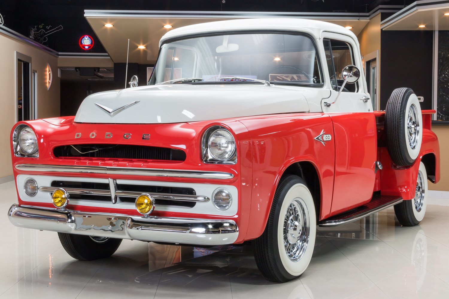 For Sale 1957 Dodge D100
