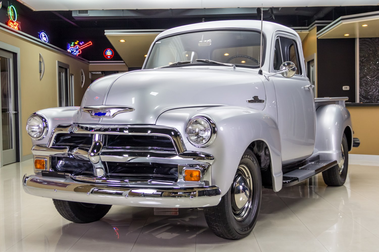 1955 chevrolet 3100 5 window deluxe pickup