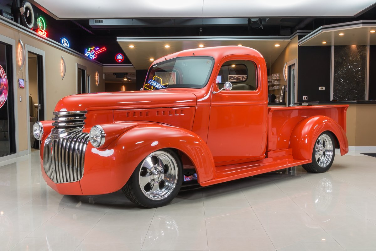 For Sale 1941 Chevrolet Pickup