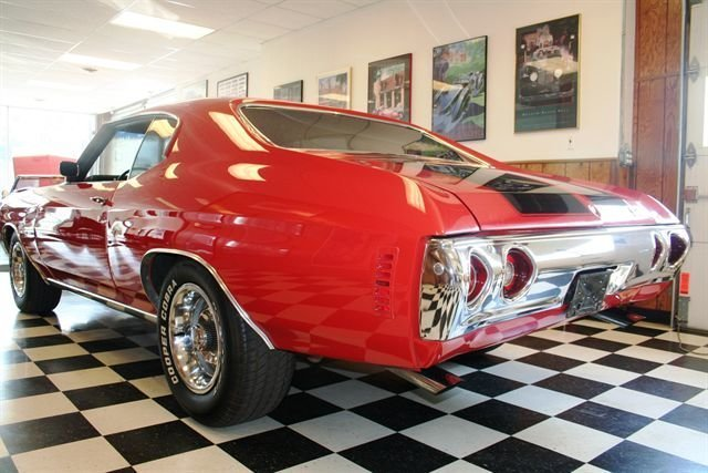 1971 chevrolet chevelle turn key