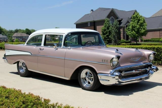 1957 Chevrolet 210 | Classic Cars for Sale Michigan: Muscle & Old
